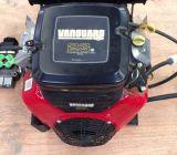 Mini pelle rétro avec le moteur diesel