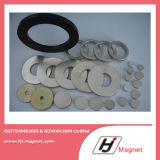 فائقة قوّيّة صنع وفقا لطلب الزّبون [ن35] زنك حلقة دائمة نيوديميوم /NdFeB مغنطيس في الصين