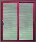 Finestra di scivolamento superiore per il cliente caraibico, finestra di scivolamento Finished più popolare con doppio vetro