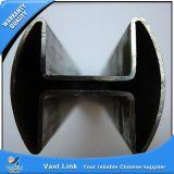 304 roestvrij staal speciaal-Gevormde Pijpen