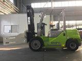 De Dieselmotor van Japan Isuzu de Vorkheftruck van de Gehechtheid van de Klem van de Baal van 3 Ton
