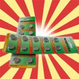 Батарея кнопки клетки монетки Mercury Lr1154 0%