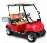 2 Seater Golf-Karren-Mini-LKW-Fahrzeug mit hinterer Ladung-Karosserie