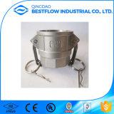 Accoppiamento di alluminio del Camlock di alta qualità