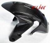 Piezas de fibra de carbono de Motorycycle Defensa delantera para Suzuki Gsxr 1000 09-10