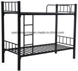 学校家具の大人の頑丈な錬鉄の鋼鉄金属の二段ベッド