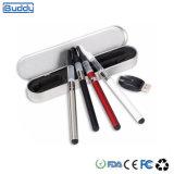 Venda por atacado Bud Touch Glass Cartridges 280mAh Ecig Cbd Oil Vape Pen