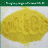 Gele PAC voor TextielDruk die Chemische producten van het Afval van de Agent van enz. de Hulp Textiel verft
