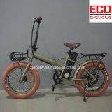 [ليثيوم بتّري] ودرّاجة [فولدبل] كهربائيّة