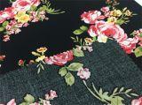 خاصّ بالأزهار يطبع [رون فبريك] لأنّ بنات ثوب/حافة