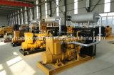 Ensemble de générateur de gaz naturel à grande puissance 600 Kw de conteneur