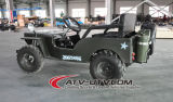 China proveedor 150cc Mini Jeep