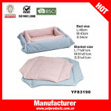 Lits pliables de chien, lit d'animal familier (YF83190)