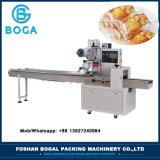 Roestvrij staal 304 de Automatische Zoete Prijs van de Machine van de Verpakking van Broodjes Horizontale