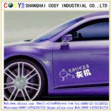 Etiqueta engomada auta-adhesivo del vinilo del color vivo para la decoración del coche