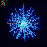 3D Licht van het Motief van het Huwelijk van de Lichten van de Decoratie voor de OpenluchtDecoratie van het Huwelijk