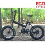 Faltbares elektrisches Fahrrad mit Lithium-Batterie