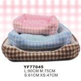 韓国様式の卸売犬のベッド(YF77045)