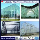 Maisons en acier d'Atelier-Acier de structure d'Entrepôt-Acier