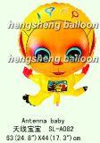 Brinquedo do balão de Teletubbies