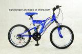 As bicicletas de montanha SUS-MTB 004