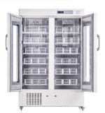 Refrigerador médico Bbr660 de la batería de sangre del laboratorio
