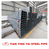 Galvanisiertes quadratisches Stahlrohr