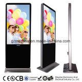 1 Netz-Anzeigen-Spieler Jahr-Garantie LCD-Digital Sinage 3G