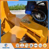 Caricatore della rotella della parte frontale da 1.2 tonnellate mini con il prezzo poco costoso