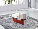 居間のガラスコーヒーテーブル(TB-S169)