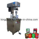 Máquina Semi automática quente da selagem da lata de estanho da cerveja do Tabletop da venda 2017
