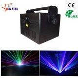 5W Licht van de Laser van het Stadium van de Animatie van de Kleur van de laser het Volledige Lichte