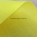 Tela de engranzamento do PVC para a esteira antiderrapante ao ar livre