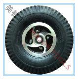 10inch 압축 공기를 넣은 고무 바퀴; 외바퀴 손수레 바퀴