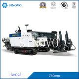 Machine horizontale hydraulique de forage dirigé de construction sifflante de Trenchless de série de SHD