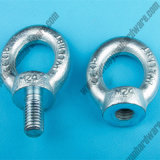 DIN580 Forged Steel Galvanized Eye Bolt와 Nut