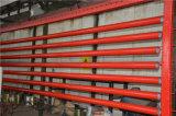 """3 """"赤い塗られたSch10 Sch40 UL FMの消火活動鋼管"""