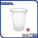 Tazza di plastica a gettare degli articoli per la tavola, tazza della spremuta (200ml)