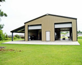 Les préfabriqués bien conçu la structure en acier de construction de haute qualité