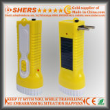 Солнечный перезаряжаемые факел 1W СИД для искать, охотясь (SH-1934)