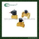 2W (UW) Series 2 Way Direct Acting Solenoid Valve Brass Solenoid Valve