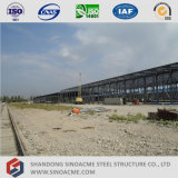 Structure de trame de métal Pre-Engineering Sinoacme Entrepôt
