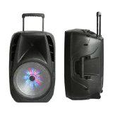 """15 """" Bluetooth Lautsprecher-Schalldose mit LED"""