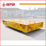 Battery Powered Motorized Trackless Transfer Cart for Steel Seedling one Floor Cement