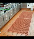 12mm Noiseproofのゴム製床の台所マット