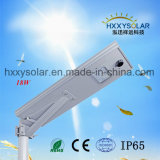 luz de rua solar Integrated completa do diodo emissor de luz 6W-100W