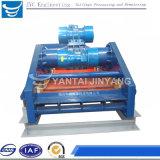 Tamiz vibratorio de la arena ampliamente utilizada de la estructura simple para la venta