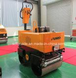 compressor Vibratory hidráulico do rolo de estrada da gasolina 13HP (FYL-800)