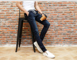 Jeans scarni del denim degli uomini di modo CH8609