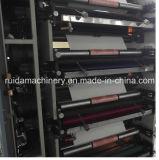 Machine d'impression de 6 couleurs pour des cuvettes